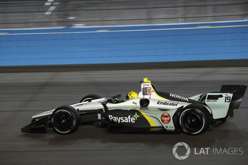 #19: Pietro Fittipaldi / Zachary Claman de Melo, Dale Coyne Racing, Honda