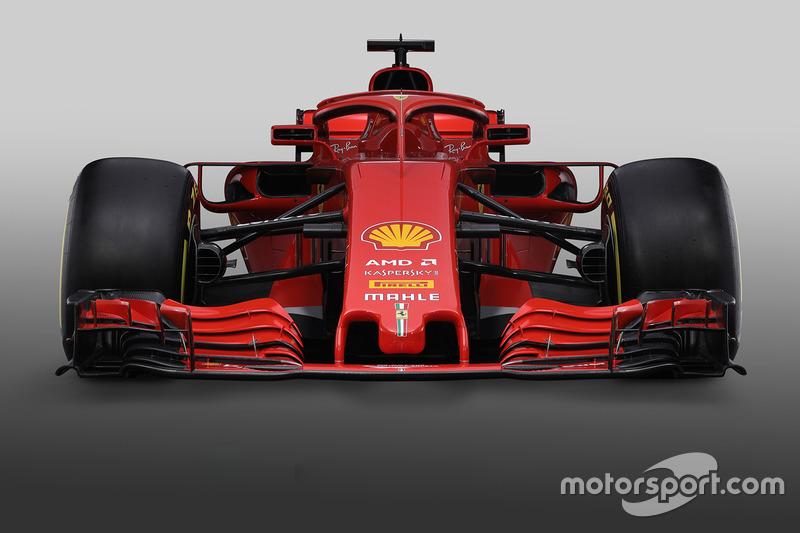 Ferrari SF71H de 2018