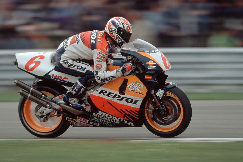 1995. Àlex Crivillé - Gran Premio de Australia - 3º