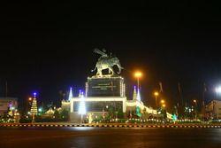 Buriram landmark