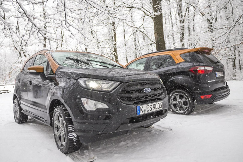 Autó Ford EcoSport hazai menetpróba: élni tud a második eséllyel?