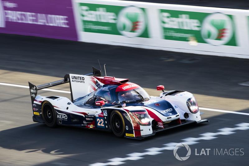 18: #22 United Autosports Ligier JSP217 Gibson: Philip Hanson, Filipe Albuquerque, Paul di Resta, 3'26.772