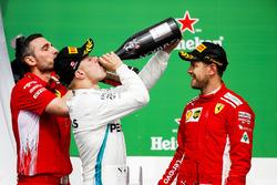 Valtteri Bottas, Mercedes AMG F1, 2e plaats