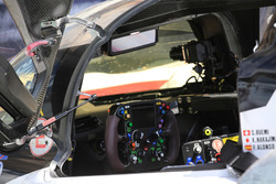 #8 Toyota Gazoo Racing Toyota TS050 cockpit detail