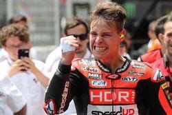 Race winner Fabio Quartararo, Speed Up Racing