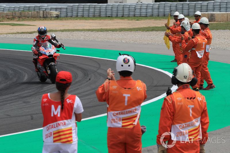 #7 GP de Catalunya - Victoria: Jorge Lorenzo