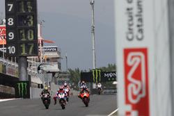 Johann Zarco, Monster Yamaha Tech 3, Danilo Petrucci, Pramac Racing