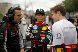 Marino Sato, Motopark Dallara F317 - Volkswagen, Jonathan Aberdein, Motopark Dallara F317 - Volkswagen