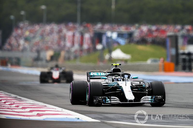 Valtteri Bottas, Mercedes AMG F1 W09