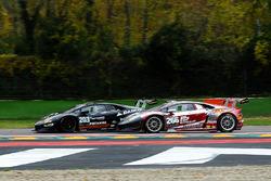 #203 Team Lazarus: Arthur Janosz, Toby Sowery, #266 Top Speed Racing Team: George Chou, Samson Chan