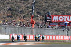 Joan Mir, Leopard Racing leads