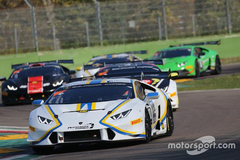 #10 VS Racing: Nicolas Costa, Antonio D'Amico