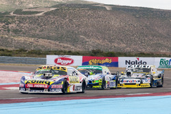 Martin Serrano, Coiro Dole Racing Chevrolet, Nicolas Gonzalez, A&P Competicion Torino, Emanuel Moriatis, Martinez Competicion Ford