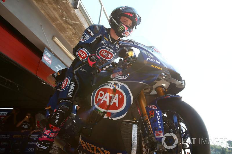 Alex Lowes (Pata Yamaha)