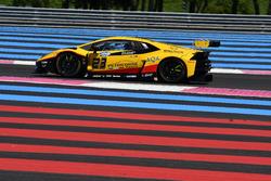 Lamborghini Huracan-GT3 #23, Petri Corse Motorsport: Palma-Barri