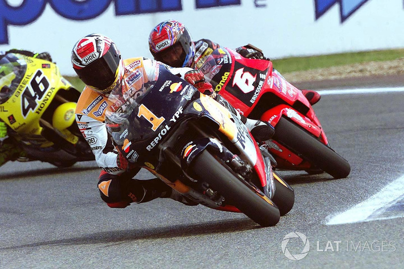 2000: Alex Criville