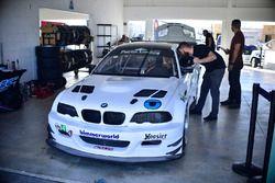 #0 MP2B BMW E46 driven Michael Camus, Epic Motorsports