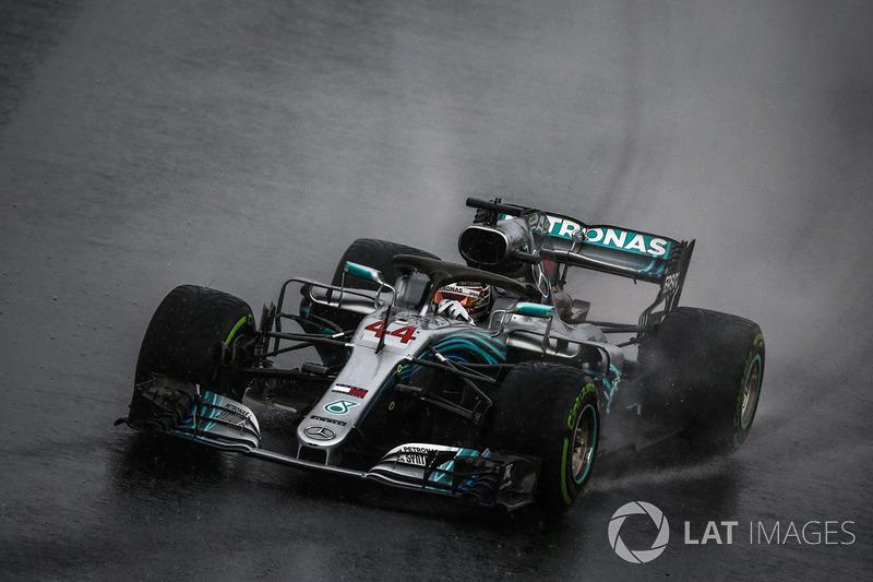 GP de Hongrie - Pole position