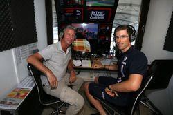 Heiko Wasser, RTL-TV, Michael Ammermüller (D), BWT Lechner Racing