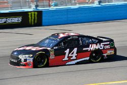 Clint Bowyer, Stewart-Haas Racing, Ford Fusion Haas Automation