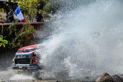 Sébastien Loeb, Daniel Elena, Citroën C3 WRC, Citroën World Rally Team