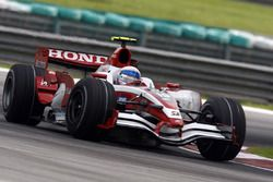 Anthony Davidson, Super Aguri SA08
