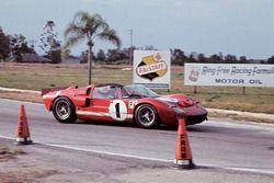 Ken Mile, Lloyd Ruby, Ford X1 Roadster