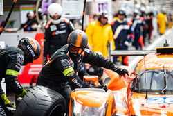 #26 G-Drive Racing Oreca 07 - Gibson: Roman Rusinov, Andrea Pizzitola, Alexandre Imperatori
