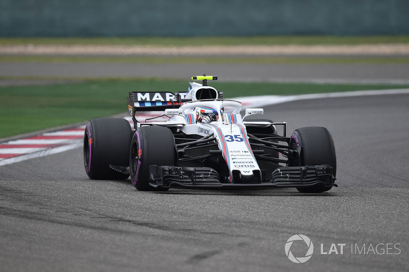 15. Sergey Sirotkin, Williams FW41