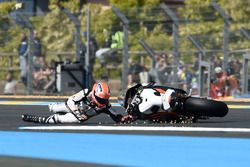 Sam Lowes, Swiss Innovative Investors crash