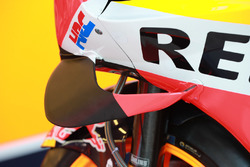 Мотоцикл гонщика Repsol Honda Team Марка Маркеса: обтекатель