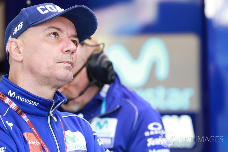 Luca Cadalora, Yamaha Factory Racing