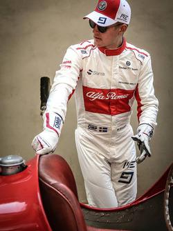 Charles Leclerc, Sauber