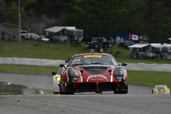 #50 Team Panoz Racing Panoz Avezzano GT4: Ian James