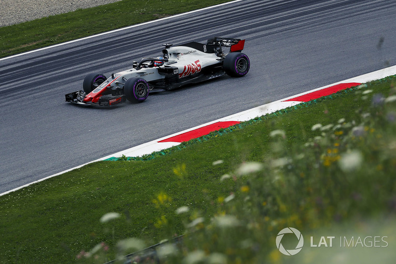 4. Romain Grosjean, Haas F1 Team VF-18