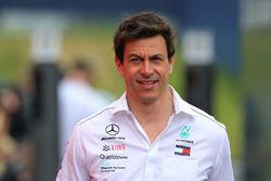 Toto Wolff, Director de Motorsport de Mercedes AMG F1