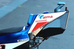 Bike of Danilo Petrucci, Pramac Racing