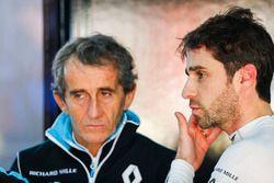 Nicolas Prost, Renault e.Dams, Alain Prost, Team Manager, Renault e.Dams
