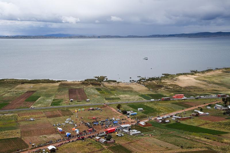 Старт SS2 у Болівії