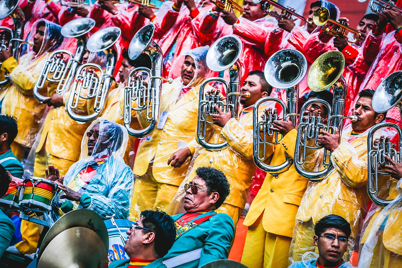Orquesta boliviana
