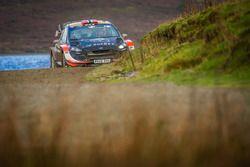 Mads Østberg, Emil Axelsson, M-Sport Ford Fiesta WRC