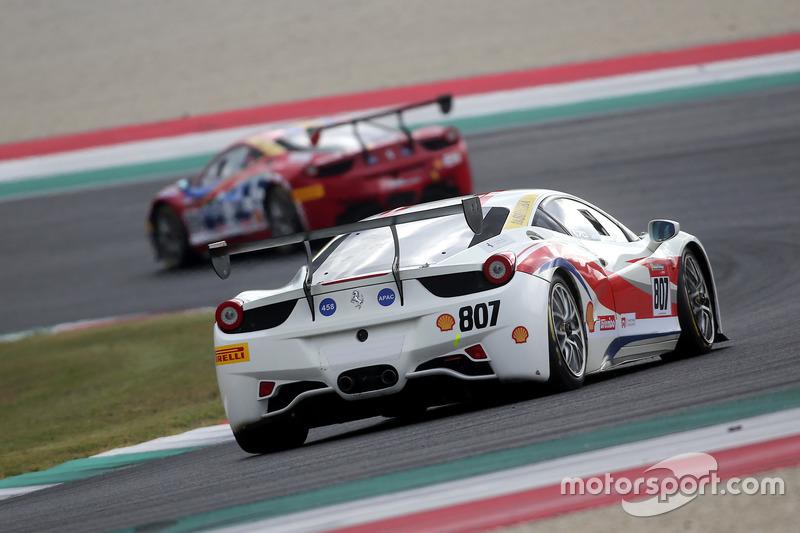 #807 Ferrari Hong Kong Ferrari 458: James Wong