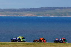 Maverick Viñales, Yamaha Factory Racing, Pol Espargaro, Red Bull KTM Factory Racing, Valentino Rossi