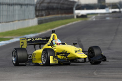 Mazda Road to Indy test