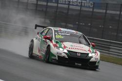 Esteban Guerrieri, Honda Racing WTCC