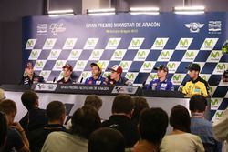 Brad Binder, Red Bull KTM Ajo, Dani Pedrosa, Repsol Honda Team, Valentino Rossi, Yamaha Factory Raci