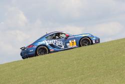 #7 Rebel Rock Racing Porsche Cayman: Frank DePew, Sean Rayhall