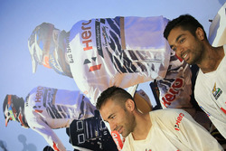 Joaquim Rodrigues, Hero MotoSports Team Rally y CS Santosh, Hero MotoSports Team Rally