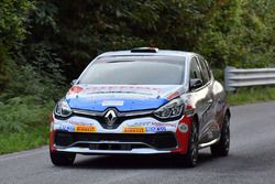 Luca Panzani, Sara Baldacci, Renault Clio R R3T #11