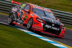 James Courtney und Jack Perkins, Holden Racing Team